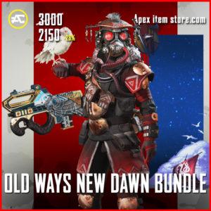Old Ways New Dawn Apex Legends Bundle