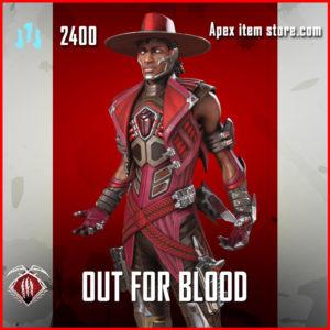 out for blood legendary seer skin apex legends