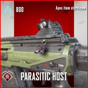 parasitic host charm apex legends
