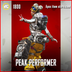 Peak Performer apex legends legendary lifeline skin