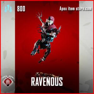 ravenous revenant epic banner pose apex legends