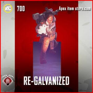Re-Galvanized Stance