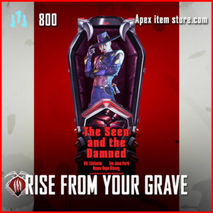 rise from your grave seer epic banner frame apex legends