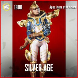 Silver Age Wattson Apex Legends Skin