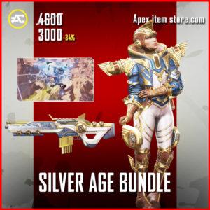 Silver Age Apex Legends Bundle