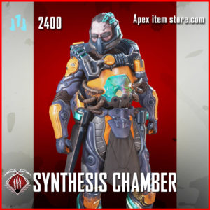 synthesis chamber legendary caustic skin apex legends