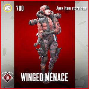 winged menace wattson