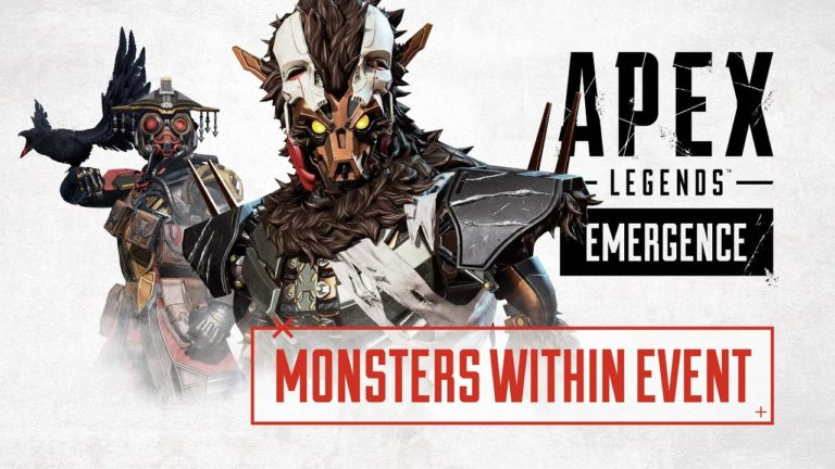 Apex Legends: Monsters Within Event Announced